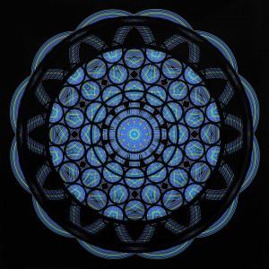 Mandala Sacred Geometry - Seeding Consciousness