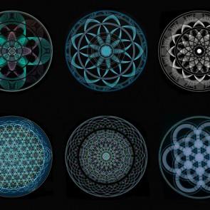 Mind Flower Mandala 6 Pack